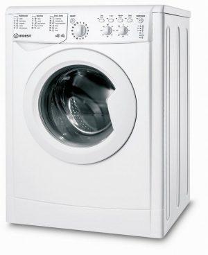 Indesit IWDC65125UKN 6kg/5kg 1200 Spin Washer Dryer – White