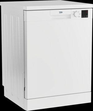 Beko DVN05C20W Full Size Dishwasher – White