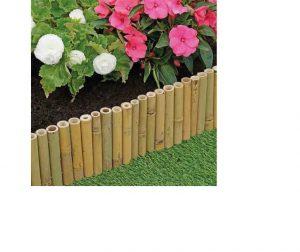 SmartGarden Bamboo Edging 15cm x 1m