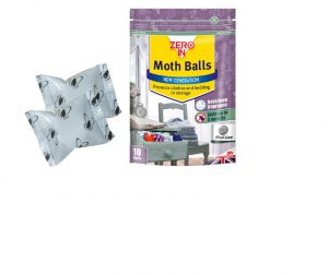 STV Moth Balls x 10