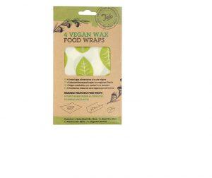 Tala Vegan Wax Wraps x 4 Assorted