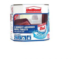 Unibond Aero 360 Humidity Absorber Tabs Large