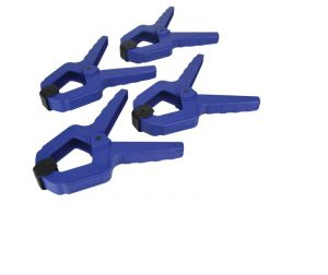 Toolbank Faithfull Spring Clamp 50mm (2in) (Pack 4)