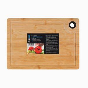 ChefAid Bamboo Chopping Board 35x25x1.5cm