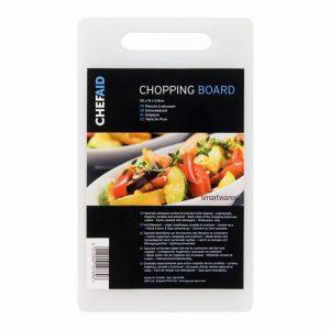 ChefAid Chopping Board 25x15cm