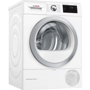 Bosch WTWH7660GB 9kg Tumble Dryer
