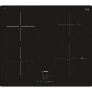 Bosch PUE611BF1B 60cm Induction Hob – Black