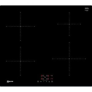 Neff T36FB41X0G 60cm Induction Hob- Black
