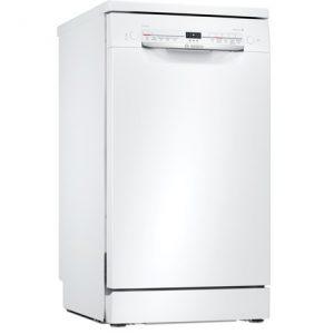 Bosch SPS2IKW04G Slimline Dishwasher – White
