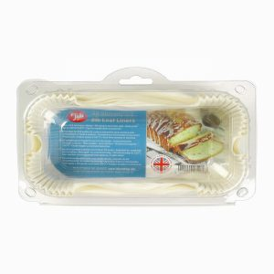 Tala Siliconised Greaseproof Loaf Tin Liners 2lb (x40)