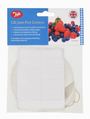 Tala 1lb Jam Pot Covers