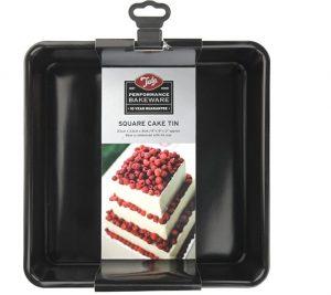 Tala Performance Square Cake Tin- 23x23x8cm