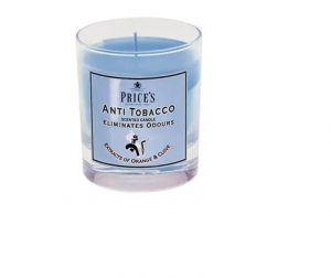 Prices Scented Candle Jar Anti Tobacco