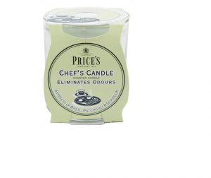 Prices Scented Candle Jar Chefs