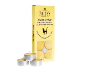 Prices Household Pet Tealights x10
