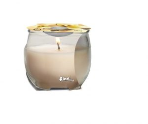 Prices Scented Candle Jar- Vanilla (Small)