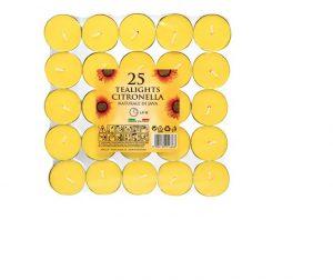 Prices Citronella Tealights x 25