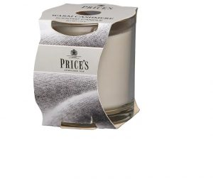 Prices Scented Candle Jar- Warm Cashmere