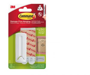 Command Wire-Backed Picture Hanger