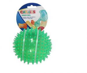 Animal Instincts Chewies Spikey Ball Large