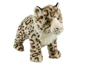 Animal Instincts Snow Mates Sophia Snow Leopard Small