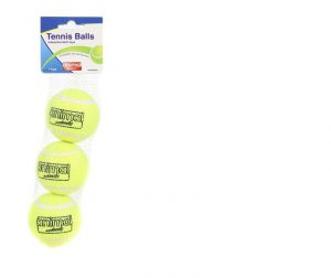 Animal Instincts Tennis Ball (3Pk)