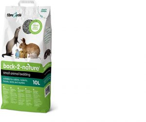 Back To Nature Small Animal Bedding and Litter 10l