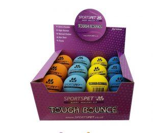 Sportspet Tough Bounce Ball Medium