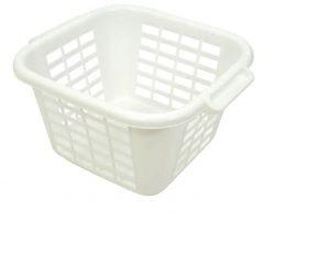 Addis Square Laundry Basket Linen