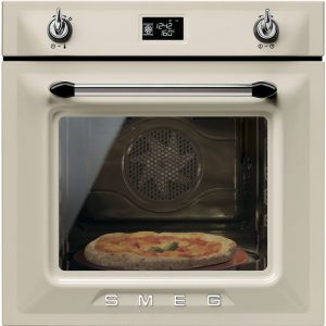 Smeg SFP6925PPZE 60cm Victoria Multifunction Pyroltic Single Ove