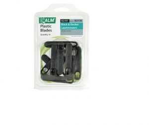 ALM Manufacturing plastic blades BD130