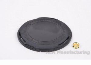 ALM Manufacturing spool cap and ferrule FL226