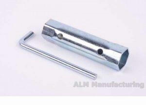 ALM Manufacturing Spark plug spanner GP281