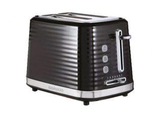 Daewoo Hive Toaster 2 Slice Black SDA1968GE