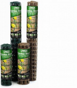 ApolloGardening Climbing Plant Support 5m x 0.5m Wood Tan