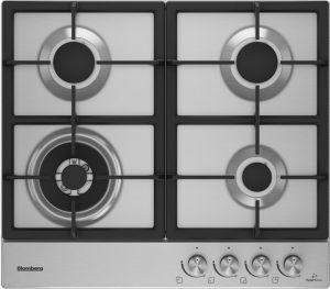Blomberg GEN73415E 58cm Gas Hob – Stainless Steel