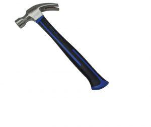 Faithfull Claw Hammer Fibreglass Handle 454g (16oz)