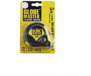 Globemaster Tape Measure 5m