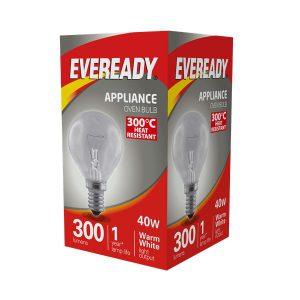 S1024 Oven Lamp 40W Small Edison Screw Boxed