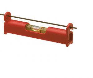 Hultafors Plastic Line Level 80mm