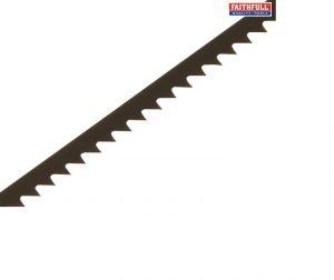 Faithfull Coping Saw Blades Wood (10 Blades) 14 TPI