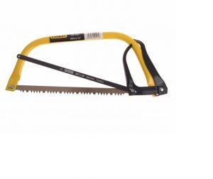 Stanley Hack Bowsaw 300mm (12in) Plus Extra Hacksaw Blade