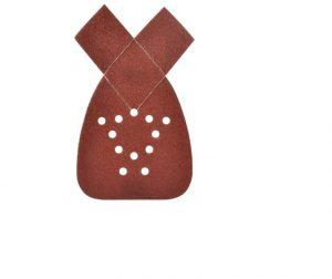 Black&Decker X31004 Mouse Sanding Sheets 80g (Pack 5)