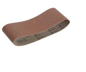 Faithfull Cloth Sanding Belt 533 x 75mm Fine (Pack 3)