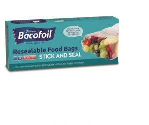 Bacofoil Press N Seal Sandwich Bags x 50
