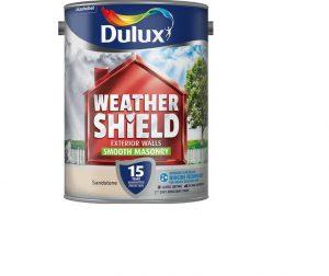 Dulux Weathershield Smooth Sandstone 5L
