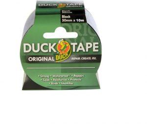 Original Duck Tape Black 50mm x 10m