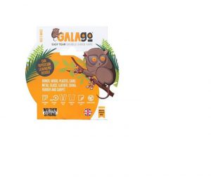 Galago Double Sided Tape 10m x 25mm