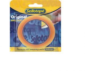 Sellotape Clear 24mm x 50m