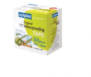 Sylglas Waterproofing Tape 100mm/4in x 4m Roll